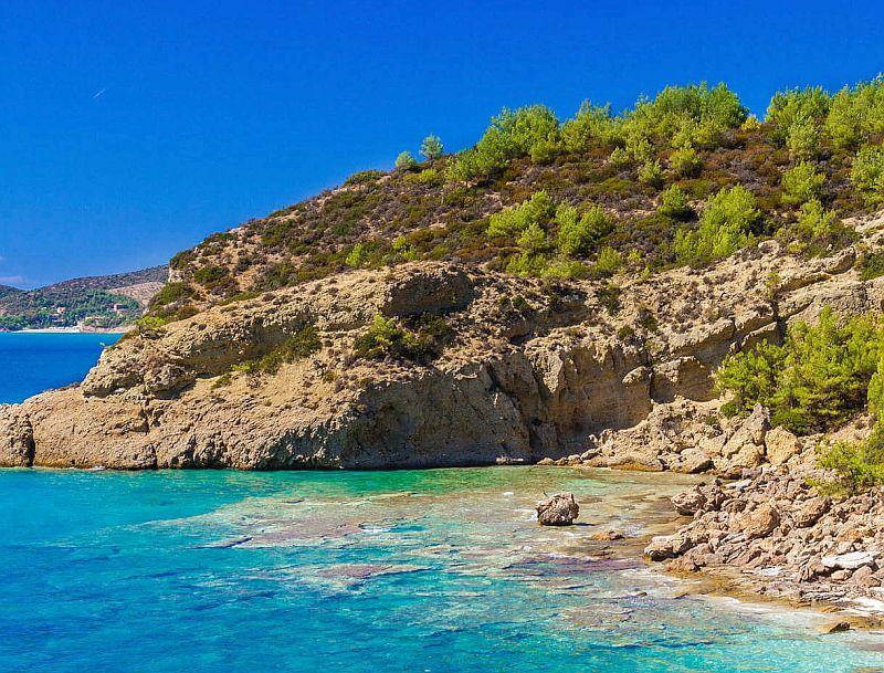 Ostrov Thassos